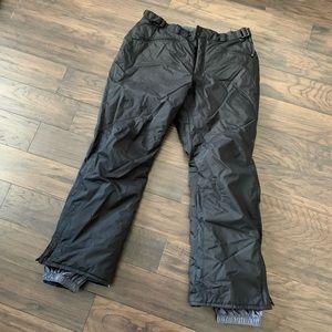 Men's XL Columbia vertex snow pants